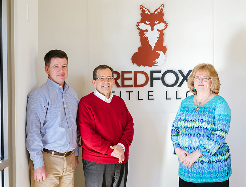 Red Fox Title Insurance Agents Charlottesville Virginia